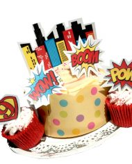 comic-book-super-hero-cake-topper-cupcake