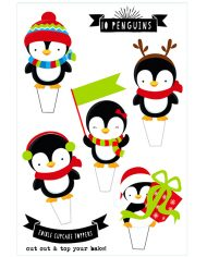 penguin-edible-cupcake-toppers-christmas-sytand-up-top-my-bake