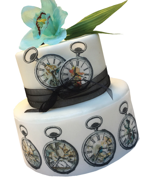alice-in-wonderland-edible-clock-cupcake-and-cake-toppers-decorations