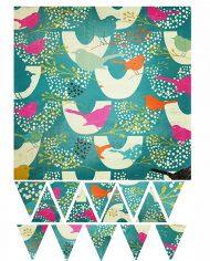 bird-blue-bunting-decorative-cake-borders-and-bunting-